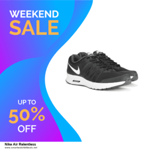 13 Best Black Friday and Cyber Monday 2020 Nike Air Relentless Deals [Up to 50% OFF]