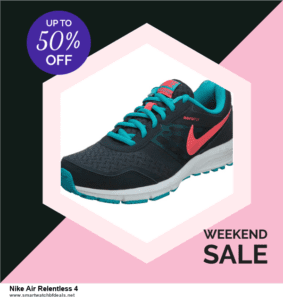 5 Best Nike Air Relentless 4 Black Friday 2020 and Cyber Monday Deals & Sales