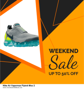 9 Best Black Friday and Cyber Monday Nike Air Vapormax Flyknit Moc 2 Deals 2020 [Up to 40% OFF]