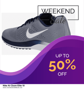 13 Exclusive Black Friday and Cyber Monday Nike Air Zoom Elite 10 Deals 2020