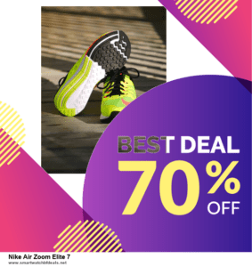 7 Best Nike Air Zoom Elite 7 Black Friday 2020 and Cyber Monday Deals [Up to 30% Discount]
