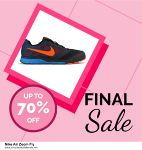 Top 5 Black Friday 2020 and Cyber Monday Nike Air Zoom Fly Deals [Grab Now]