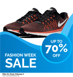 10 Best Nike Air Zoom Odyssey 2 Black Friday 2020 and Cyber Monday Deals Discount Coupons
