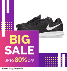 6 Best Nike Air Zoom Pegasus 31 Black Friday 2020 and Cyber Monday Deals | Huge Discount