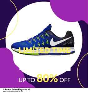 Top 11 Black Friday and Cyber Monday Nike Air Zoom Pegasus 33 2020 Deals Massive Discount