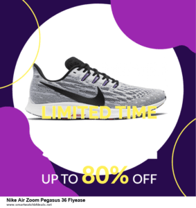 10 Best Nike Air Zoom Pegasus 36 Flyease Black Friday 2020 and Cyber Monday Deals Discount Coupons