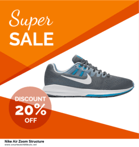 Top 11 Black Friday and Cyber Monday Nike Air Zoom Structure 2020 Deals Massive Discount