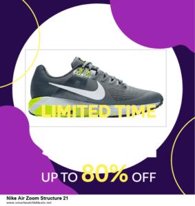 7 Best Nike Air Zoom Structure 21 Black Friday 2020 and Cyber Monday Deals [Up to 30% Discount]