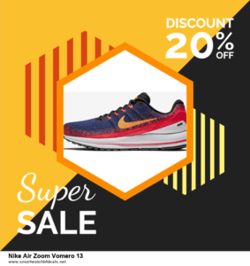 6 Best Nike Air Zoom Vomero 13 Black Friday 2020 and Cyber Monday Deals | Huge Discount