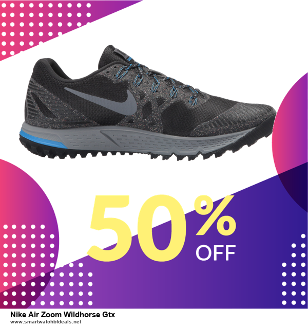 9 Best Nike Air Zoom Wildhorse Gtx Black Friday 2020 and Cyber Monday Deals Sales