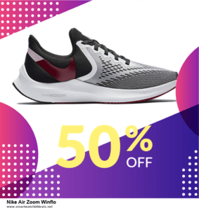 Top 5 Black Friday 2020 and Cyber Monday Nike Air Zoom Winflo Deals [Grab Now]