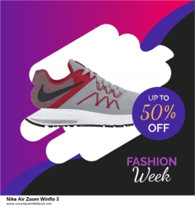 7 Best Nike Air Zoom Winflo 3 Black Friday 2020 and Cyber Monday Deals [Up to 30% Discount]