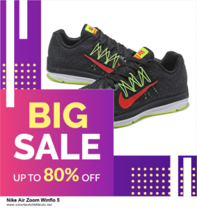 9 Best Black Friday and Cyber Monday Nike Air Zoom Winflo 5 Deals 2020 [Up to 40% OFF]