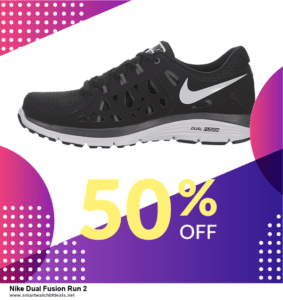 Top 5 Black Friday 2020 and Cyber Monday Nike Dual Fusion Run 2 Deals [Grab Now]