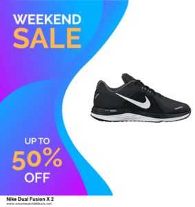 10 Best Black Friday 2020 and Cyber Monday  Nike Dual Fusion X 2 Deals | 40% OFF