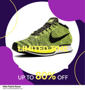 Top 10 Nike Flyknit Racer Black Friday 2020 and Cyber Monday Deals