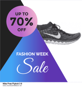 Top 11 Black Friday and Cyber Monday Nike Free Flyknit 3 0 2020 Deals Massive Discount