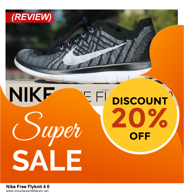 Top 11 Black Friday and Cyber Monday Nike Free Flyknit 4 0 2020 Deals Massive Discount