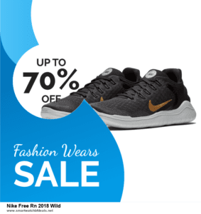 Top 5 Black Friday 2020 and Cyber Monday Nike Free Rn 2018 Wild Deals [Grab Now]