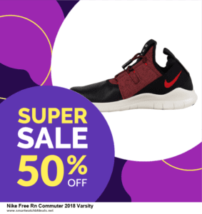 List of 10 Best Black Friday and Cyber Monday Nike Free Rn Commuter 2018 Varsity Deals 2020
