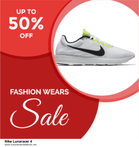 Grab 10 Best Black Friday and Cyber Monday Nike Lunaracer 4 Deals & Sales