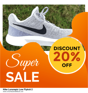 9 Best Black Friday and Cyber Monday Nike Lunarepic Low Flyknit 2 Deals 2020 [Up to 40% OFF]