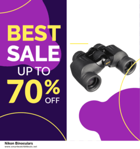 List of 6 Nikon Binoculars Black Friday 2020 and Cyber MondayDeals [Extra 50% Discount]