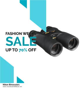13 Best Black Friday and Cyber Monday 2020 Nikon Binoculars Deals [Up to 50% OFF]