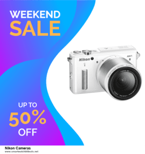 List of 10 Best Black Friday and Cyber Monday Nikon Cameras Deals 2020