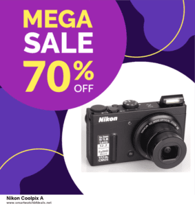 List of 10 Best Black Friday and Cyber Monday Nikon Coolpix A Deals 2020