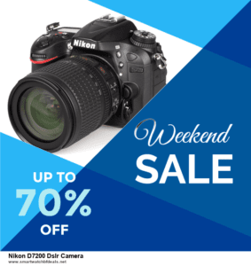 5 Best Nikon D7200 Dslr Camera Black Friday 2020 and Cyber Monday Deals & Sales