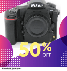 6 Best Nikon D850 Dslr Camera Black Friday 2020 and Cyber Monday Deals | Huge Discount