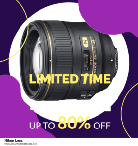 Top 5 Black Friday and Cyber Monday Nikon Lens Deals 2020 Buy Now
