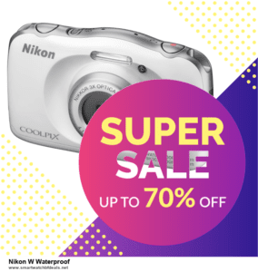 Top 5 Black Friday 2020 and Cyber Monday Nikon W Waterproof Deals [Grab Now]