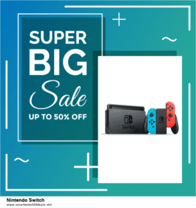 Top 5 Black Friday and Cyber Monday Nintendo Switch Deals 2020 Buy Now