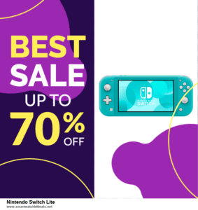 List of 10 Best Black Friday and Cyber Monday Nintendo Switch Lite Deals 2020