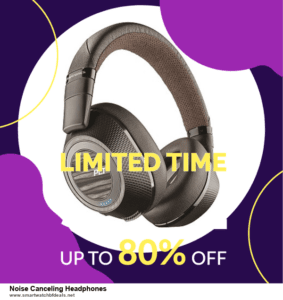 Top 5 Black Friday and Cyber Monday Noise Canceling Headphones Deals 2020 Buy Now