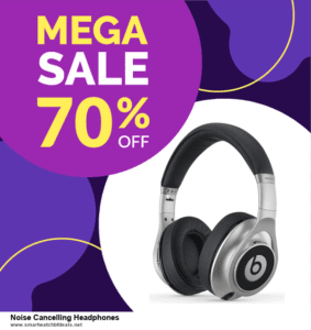 Top 5 Black Friday and Cyber Monday Noise Cancelling Headphones Deals 2020 Buy Now
