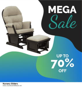 10 Best Black Friday 2020 and Cyber Monday  Nursery Gliders Deals | 40% OFF