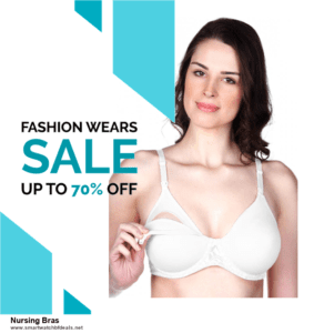 List of 6 Nursing Bras Black Friday 2020 and Cyber MondayDeals [Extra 50% Discount]