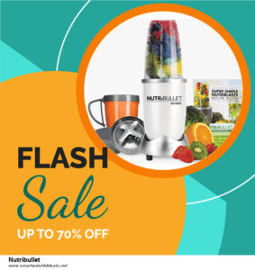 6 Best Nutribullet Black Friday 2020 and Cyber Monday Deals | Huge Discount