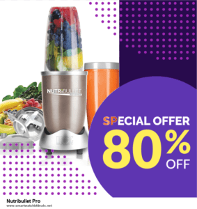 5 Best Nutribullet Pro Black Friday 2020 and Cyber Monday Deals & Sales