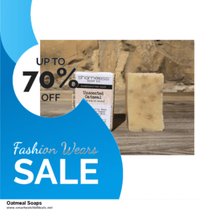 List of 6 Oatmeal Soaps Black Friday 2020 and Cyber MondayDeals [Extra 50% Discount]