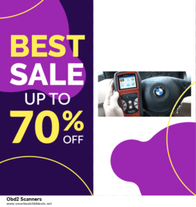5 Best Obd2 Scanners Black Friday 2020 and Cyber Monday Deals & Sales