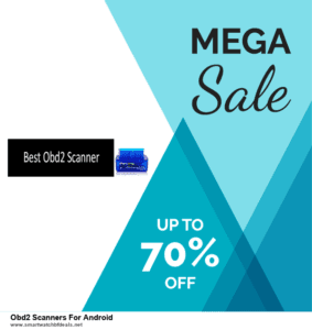 6 Best Obd2 Scanners For Android Black Friday 2020 and Cyber Monday Deals | Huge Discount