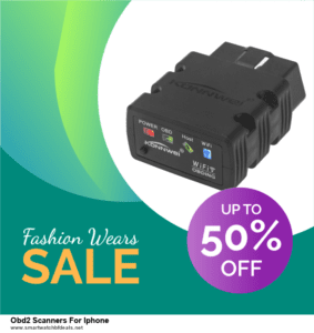 9 Best Black Friday and Cyber Monday Obd2 Scanners For Iphone Deals 2020 [Up to 40% OFF]