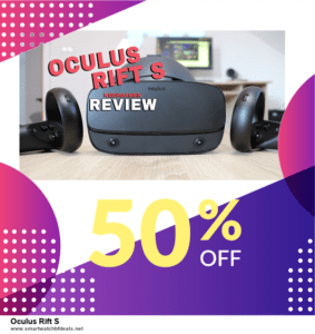 Top 11 Black Friday and Cyber Monday Oculus Rift S 2020 Deals Massive Discount