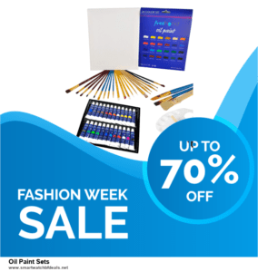 Top 5 Black Friday and Cyber Monday Oil Paint Sets Deals 2020 Buy Now