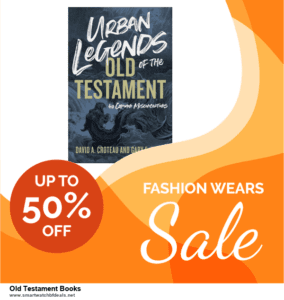 Grab 10 Best Black Friday and Cyber Monday Old Testament Books Deals & Sales