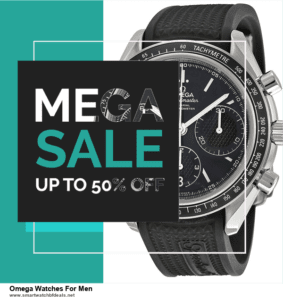 Top 5 Black Friday and Cyber Monday Omega Watches For Men Deals 2020 Buy Now